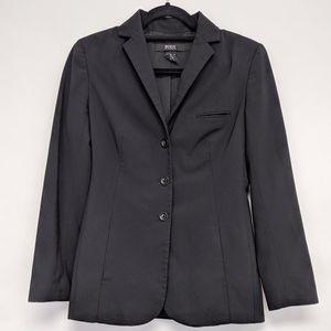 Victoria's Secret Jackets & Coats - body by victoria | black three button blazer sz 2